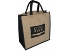 JB6005 Jute Large Carry Bag